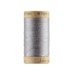 Sewingthread organic cotton heather 100m