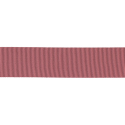 Elastic 38mm dusty dark rose 2m