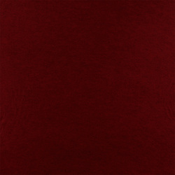 Felt dark red melange
