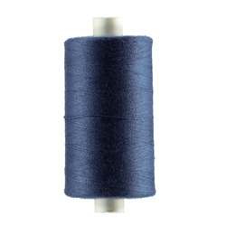 Sewing thread azur blue 1000m