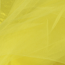 Tulle yellow
