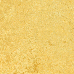 Crushed velvet bright yellow