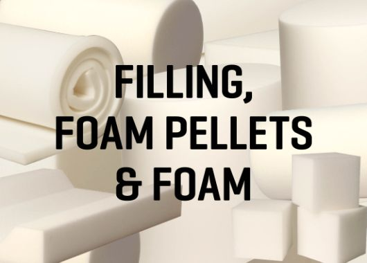 Foam and fill - home patterns