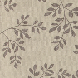 Upholstery sand w grey/brown branches