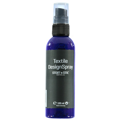 Tekstilmaling Spray blå 100ml