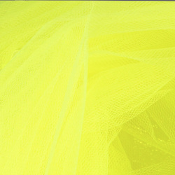 Tulle neon yellow