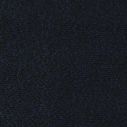 Knit wool boucle dark blue