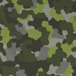 Cotton army camouflage
